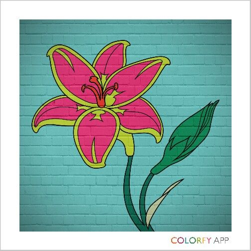 #flor