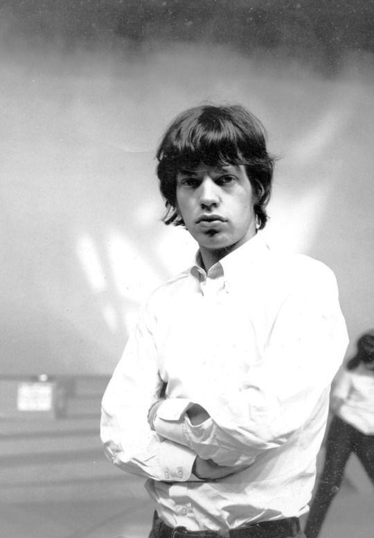 Mick Jagger, 1966. Photo by Michael Ochs