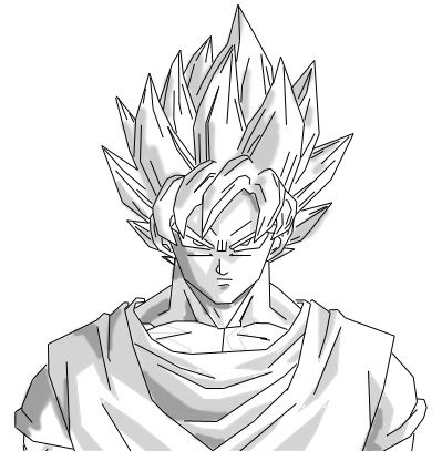 Gianttop News The Way To Get A Good News Wildly Dragon Ball Artwork Goku Drawing Dbz Drawings