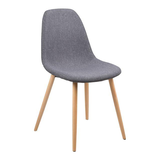 silla comedor tapizada y de madera el corte ingls wendy