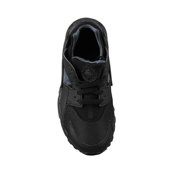 28ed858eced8f Nike Huarache Run Boys  Grade School ( 85) ❤ liked on Polyvore featuring  huarache