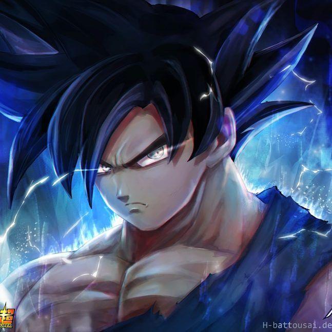 Ultra Instinct Dragon Ball Super Wallpaper: Goku Ultra Instinct, Dragon Ball Super
