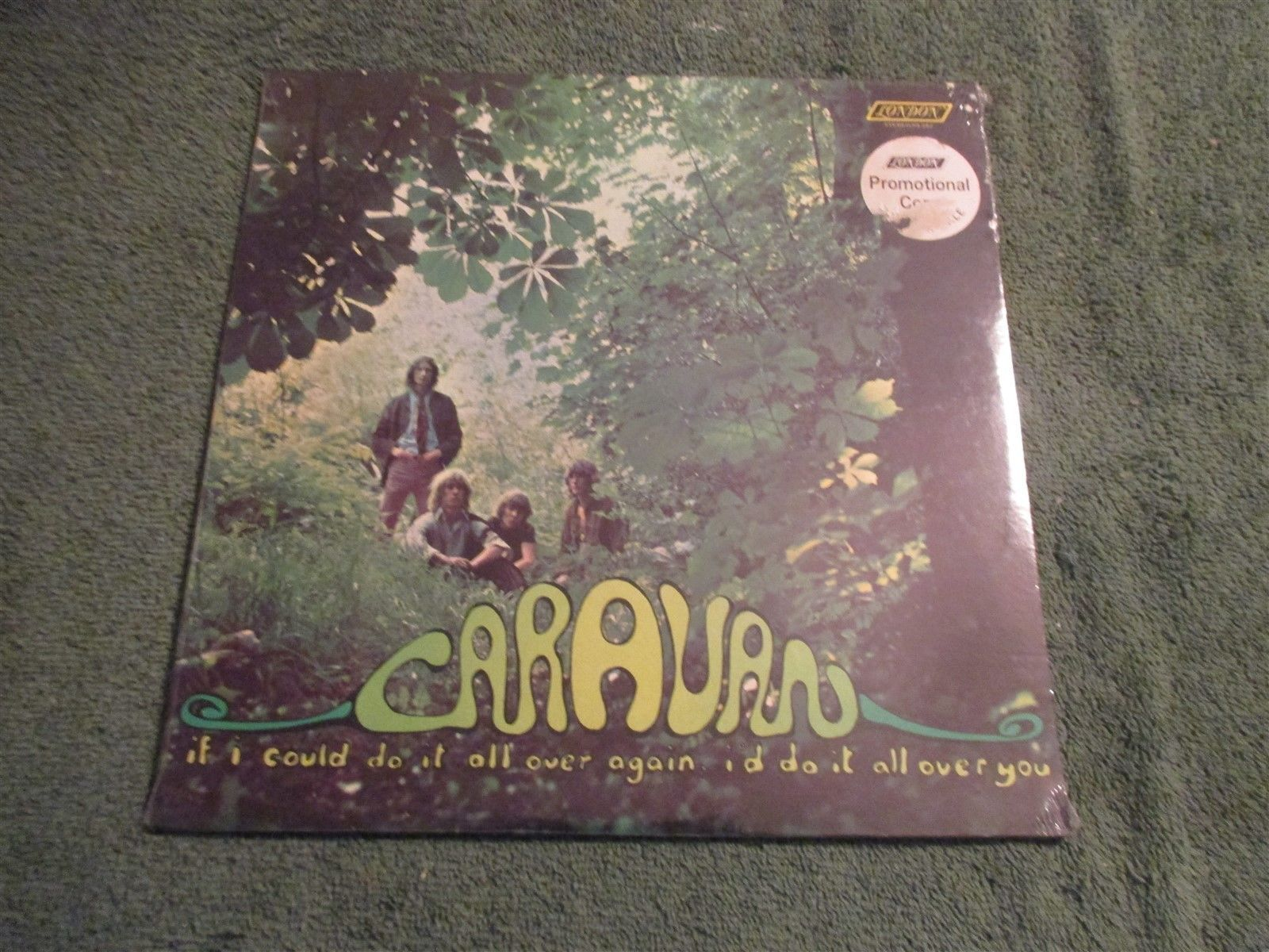 1970 SEALED PROG LP Caravan If I Could Do It All Over Again I'd Do It All Over https://t.co/hi64RLbuK4 https://t.co/bJButTLg8F