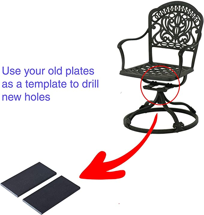 Amazonsmile Project Patio 2 5 X 5 Patio Chair Spring Plate Replacement Part For Outdoor Patio Furniture Sp In 2020 Spring Furniture Patio Chairs Best Folding Chairs