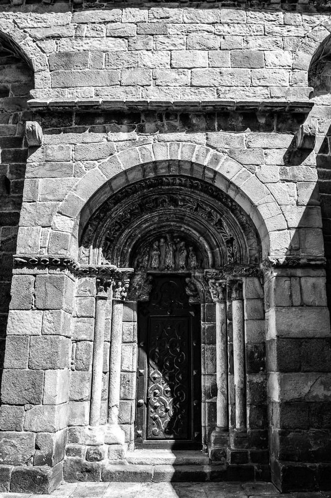 Colegiata De Santa Maria Del Campo A Coruña Spain Galicia Landmarks Travel
