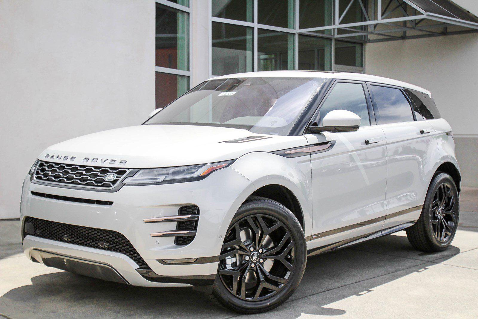 2020 Land Rover Lr2 Model