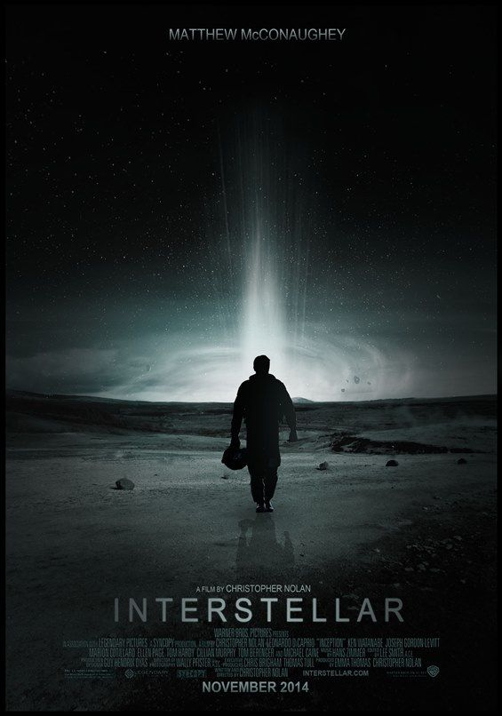 'Interstellar' teaser poster