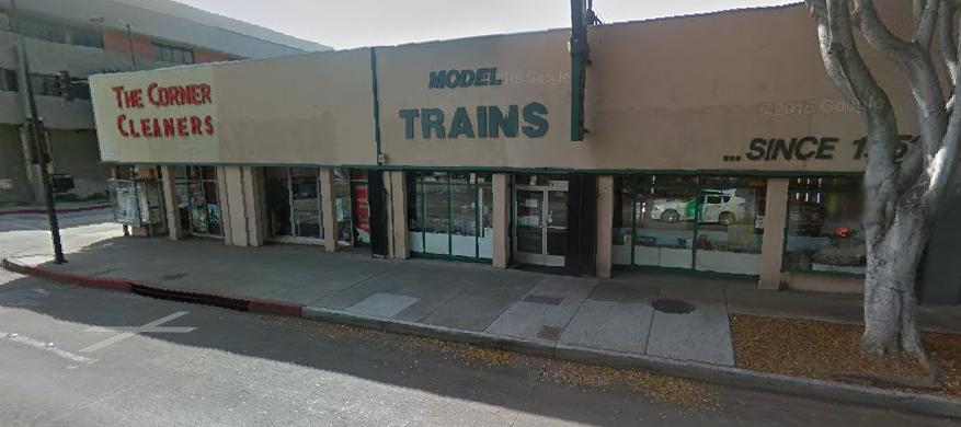The Original Whistle Stop Pasadena Ca Pasadena The Originals Model Train Sets