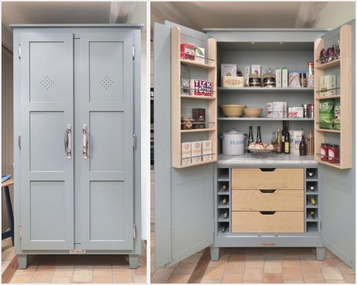 Best Large Kitchen Pantry Cabinet Ideas Kitchen Pantry 400 x 300