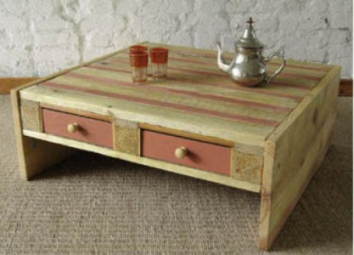 Muebles hechos con palets paso a paso | Pallets, Pallet projects and ...