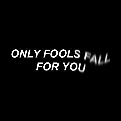 Fools Troye Sivan Black Aesthetic Black And White Aesthetic The Fool