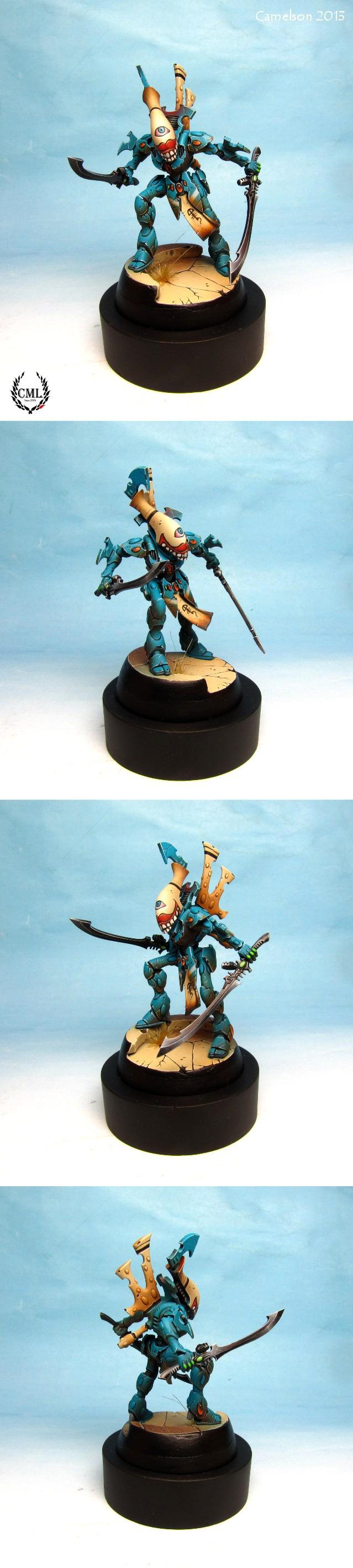 Eldar Wraithblade