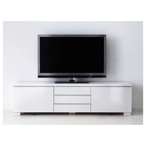 Tv board ikea holz  BESTA BURS,tv sehpası | salon | Pinterest | TVs, Room and House