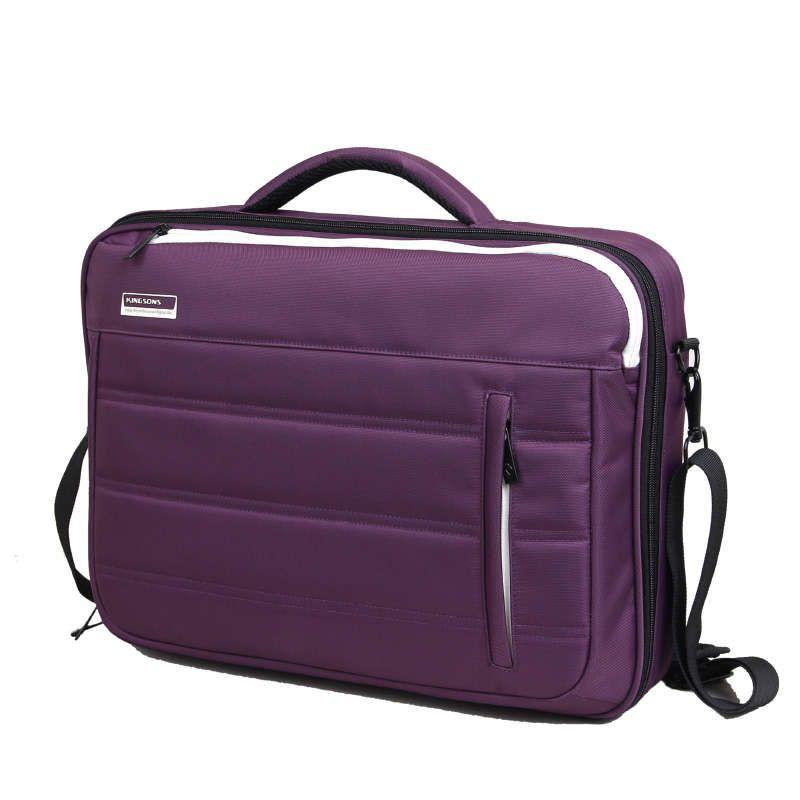 "Kingsons 15.6"" Slice Of Life Laptop Bag - Purple   Buy Online in South Africa   takealot.com"