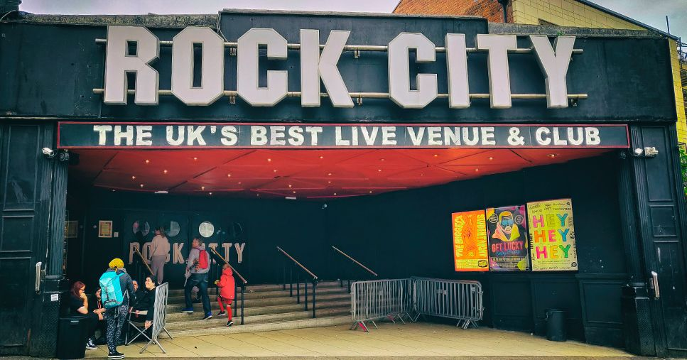 Tour Diary Al Rock City Un Tempio Della Musica Oggi E Il Giorno