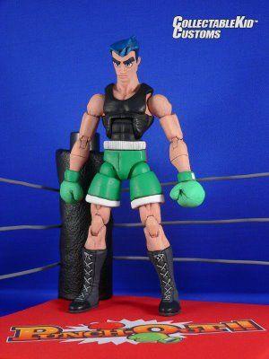 cf52eba408eba toycutter  Little Mac action figure (Punch Out) GIMME