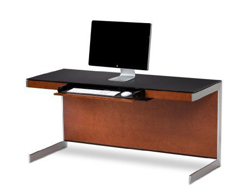 Bdi Sequel Desk 6001 Natural Stained Cherry By Bdi 1099 00