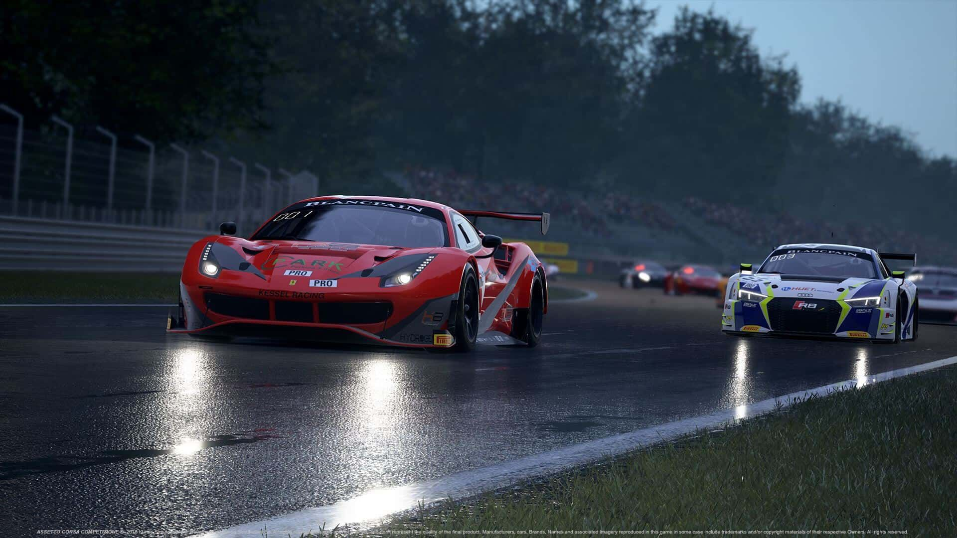 Assetto Corsa Competizione Game Download For PC Full Latest Version | Download games, Car games, Racing simulator