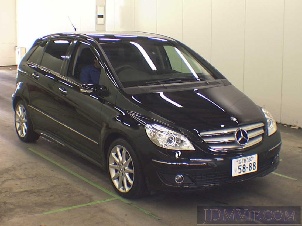 2007 Others Mercedes Benz B170 Pg 245232 Https Jdmvip Com