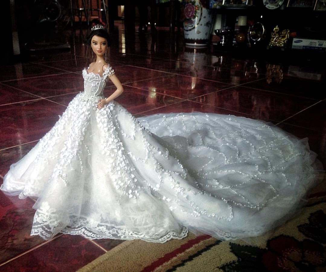 Pin von Jessica Anastasia auf Favorites | Pinterest | Barbie, Braut ...