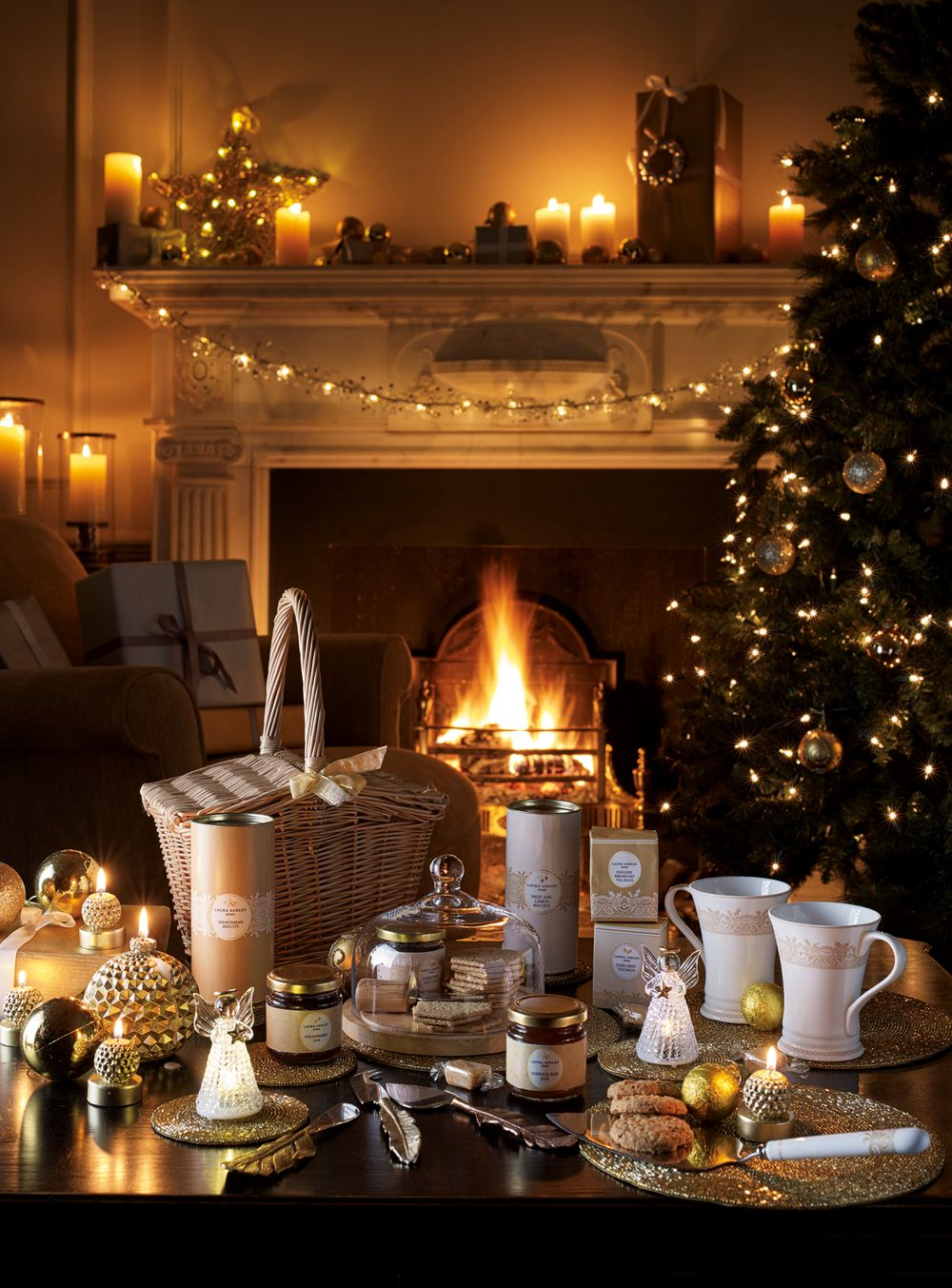 Laura Ashley Christmas Everything You Could Wish For