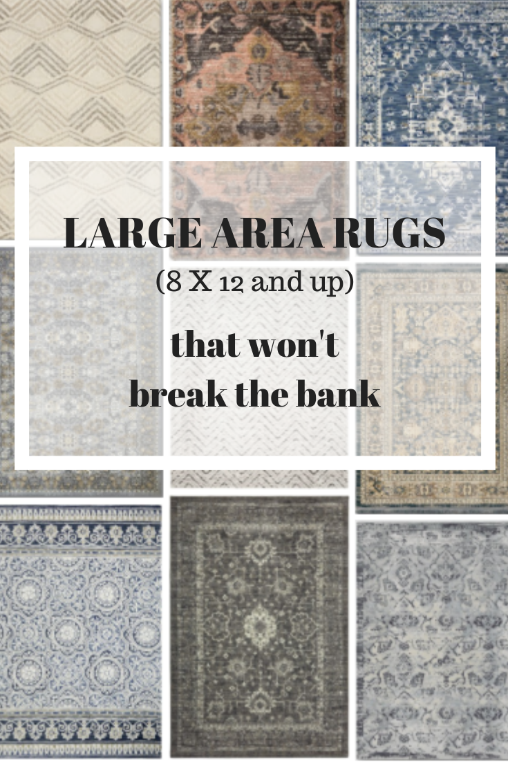 Choosing A Rug For The Living Room Area Rugs Large Area Rugs Rugs