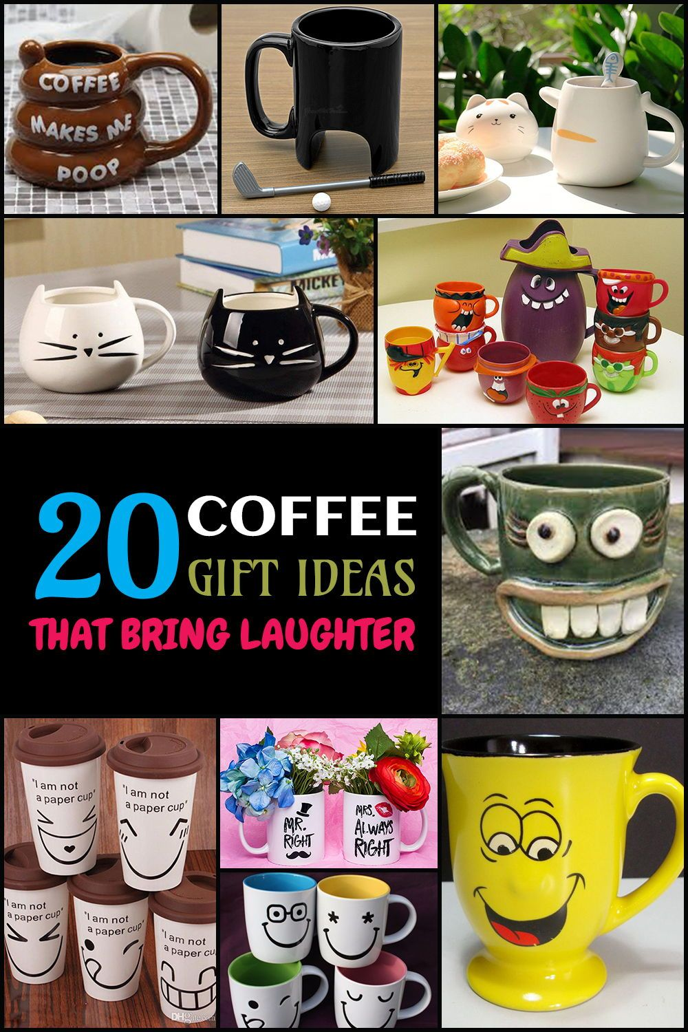 20 funny coffee gift ideas that bring laughter in 2019
