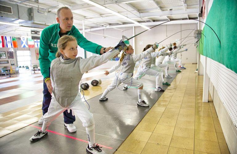 Classes   RIFAC   Rhode Island Fencing Academy & Club