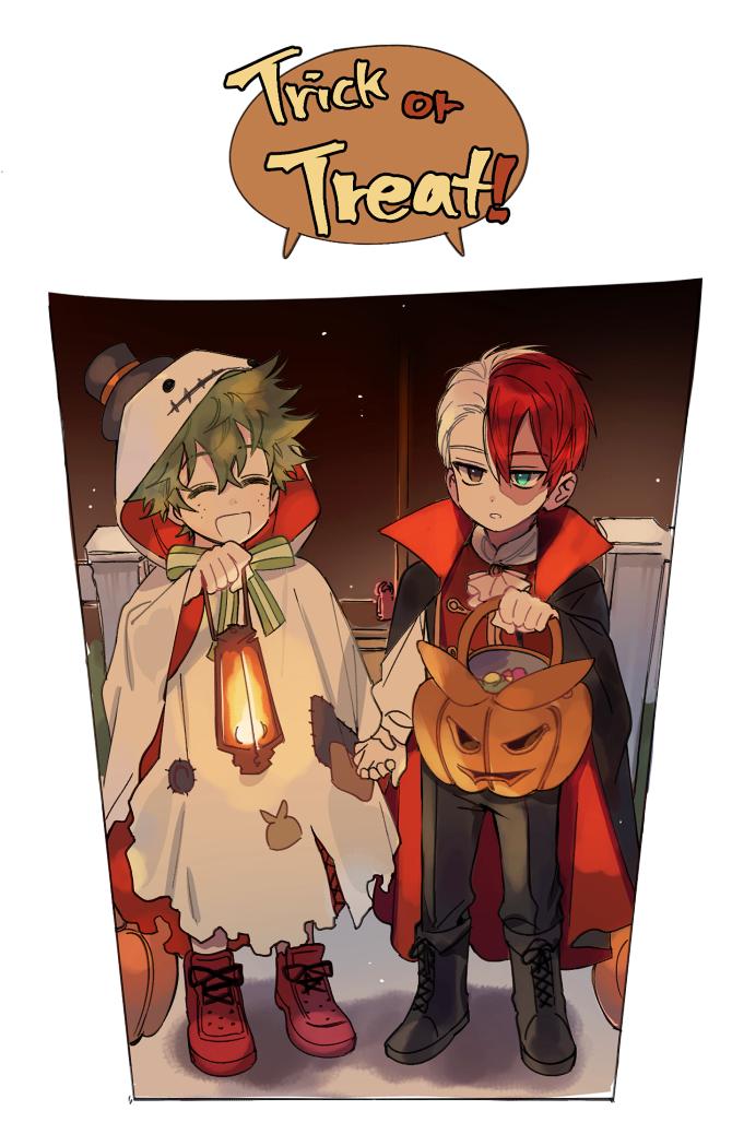 몽식 On Twitter My Hero Academia Episodes Anime Halloween Hero Academia Characters