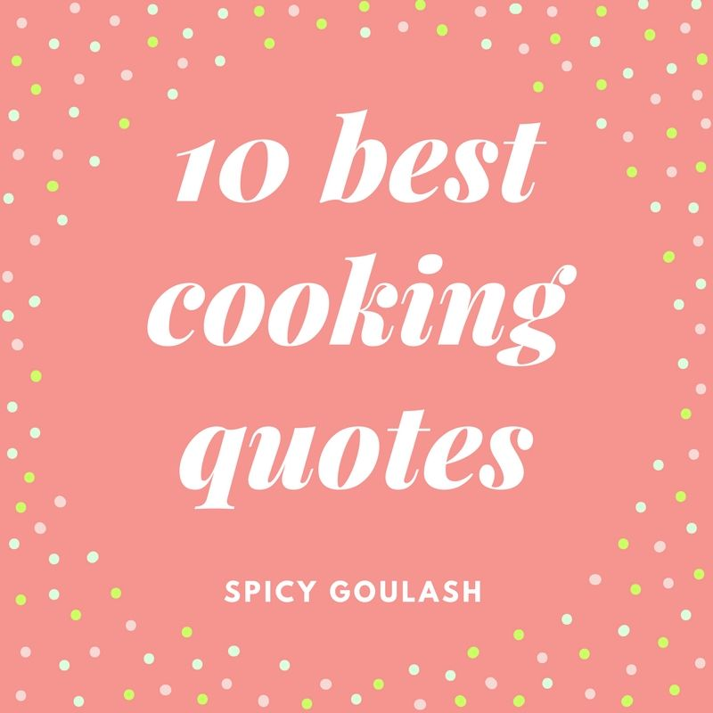 Cooking Quotes Custom 10 Best Cooking Quotes  Pinterest