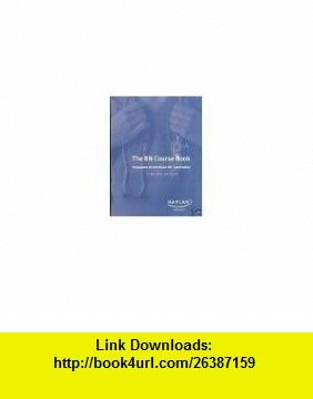 The rn course bookkaplan nursing preparation for the nclex rn the rn course bookkaplan nursing preparation for the nclex rn examination fandeluxe Choice Image