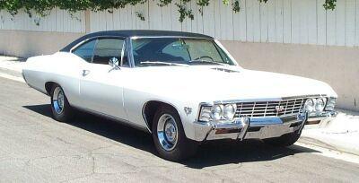 Pin On 1967 Chevrolet Impala Caprice