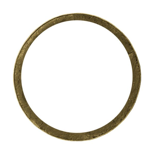 MRD_BoysClub_wooden-circle frame.png ❤ liked on Polyvore featuring ...