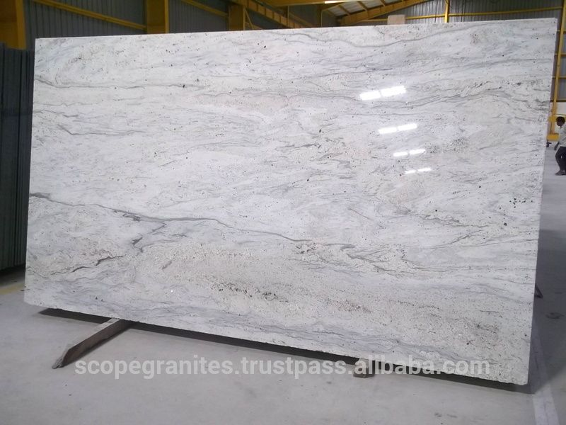 Kitchens With Bengal White Granite Countertops