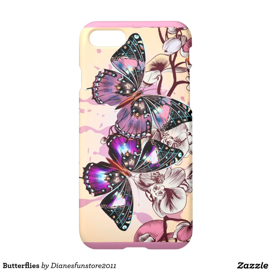 iphone 7 phone cases butterfly