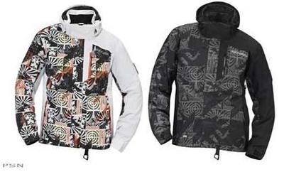 1dd5010b0ab Ski Doo Mcode Jacket 2013 Black with Graphics Mixed Color 440596 Ecklund  Motorsports  154.99
