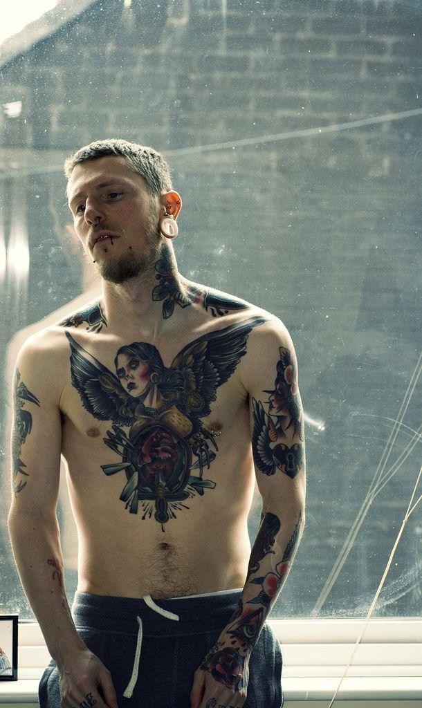 Chest Tattoo Designs For Men Chest Tattoo Men Cool Chest Tattoos Tattoos For Guys
