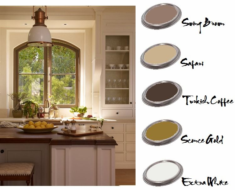 Awesome New Post: Color Me Inspired: Choosing Paint Colors Image: Hall