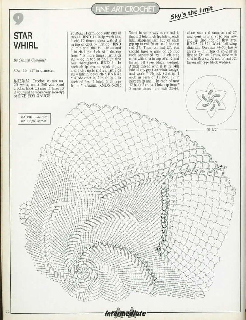 75-Magic-Crochet-Dec-1991-27.jpg | daysi | Pinterest | Croché ...