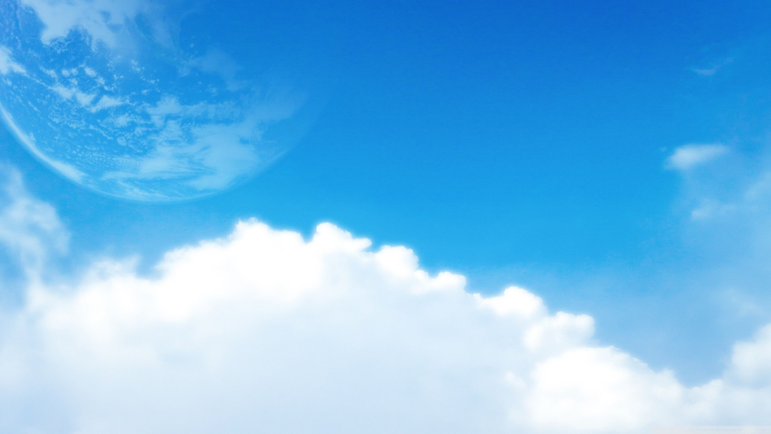 Blue Sky HD desktop wallpaper : Widescreen : Fullscreen : Mobile ...