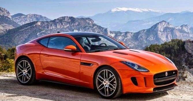 2017 Jaguar F Type Svr Price