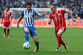 Fortuna DГјsseldorf Vs. Hertha Bsc