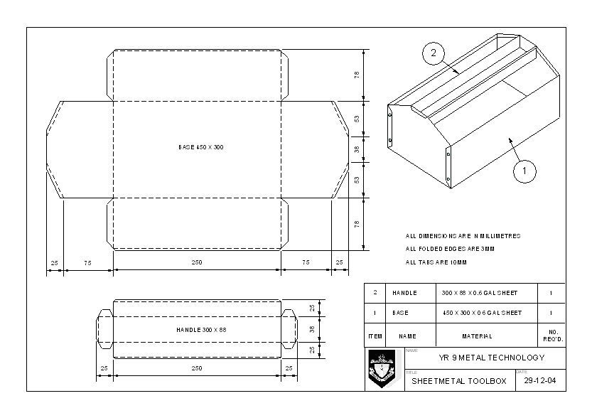 Sheet Metal Tool Box Plans Quotes Metal Tool Box Sheet Metal Tools Tool Box