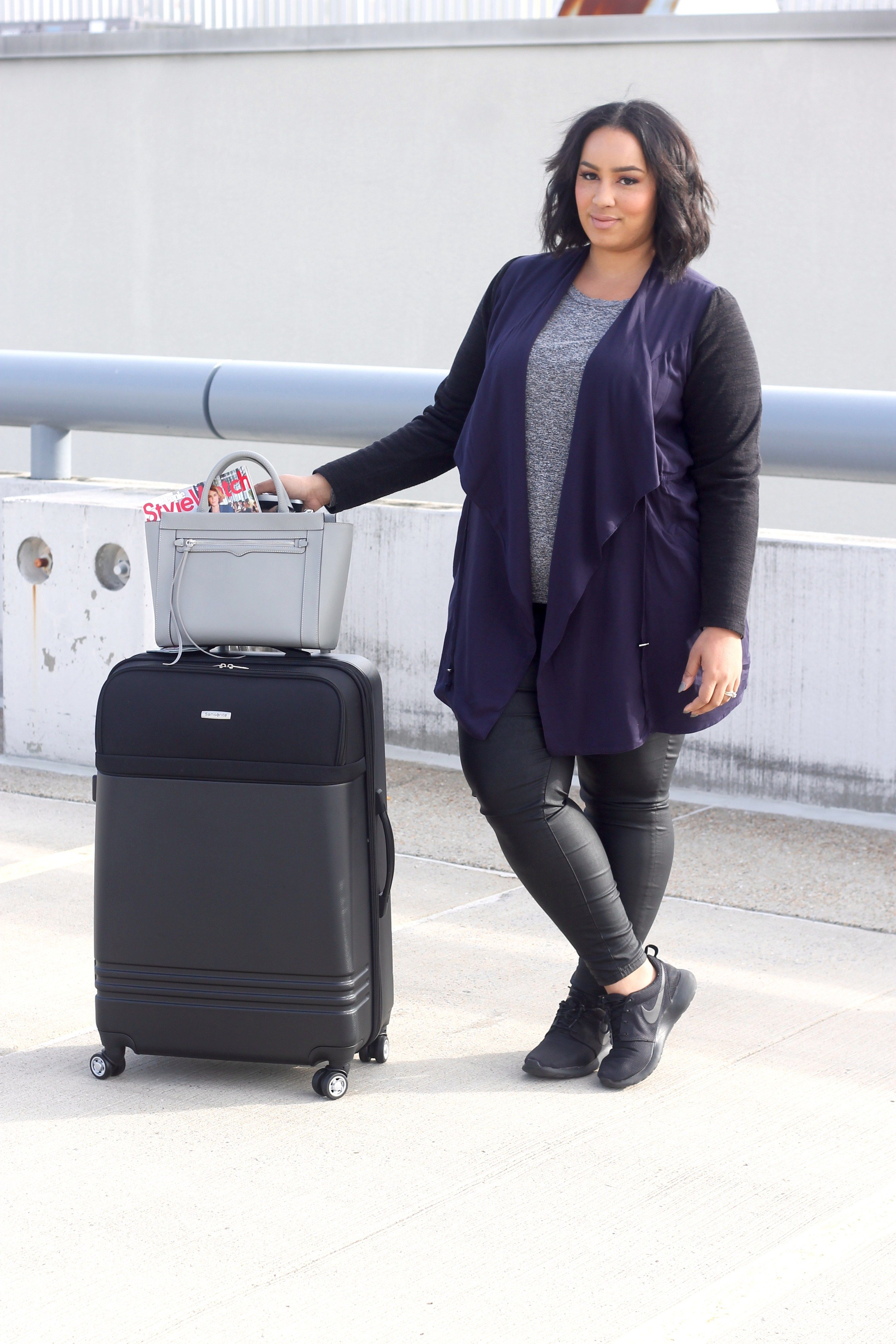 5bd9340bee8 Plus Size Fashion - Beauticurve - Traveling in style