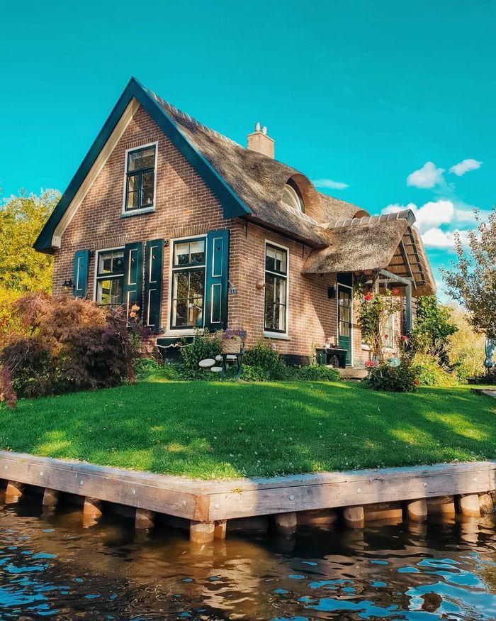 опытные хозяйки красивые сельские дома фото должна быть