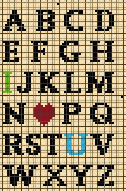 Pin By Tamica Acklin On Crochet Graph Pattern Pinterest Cross