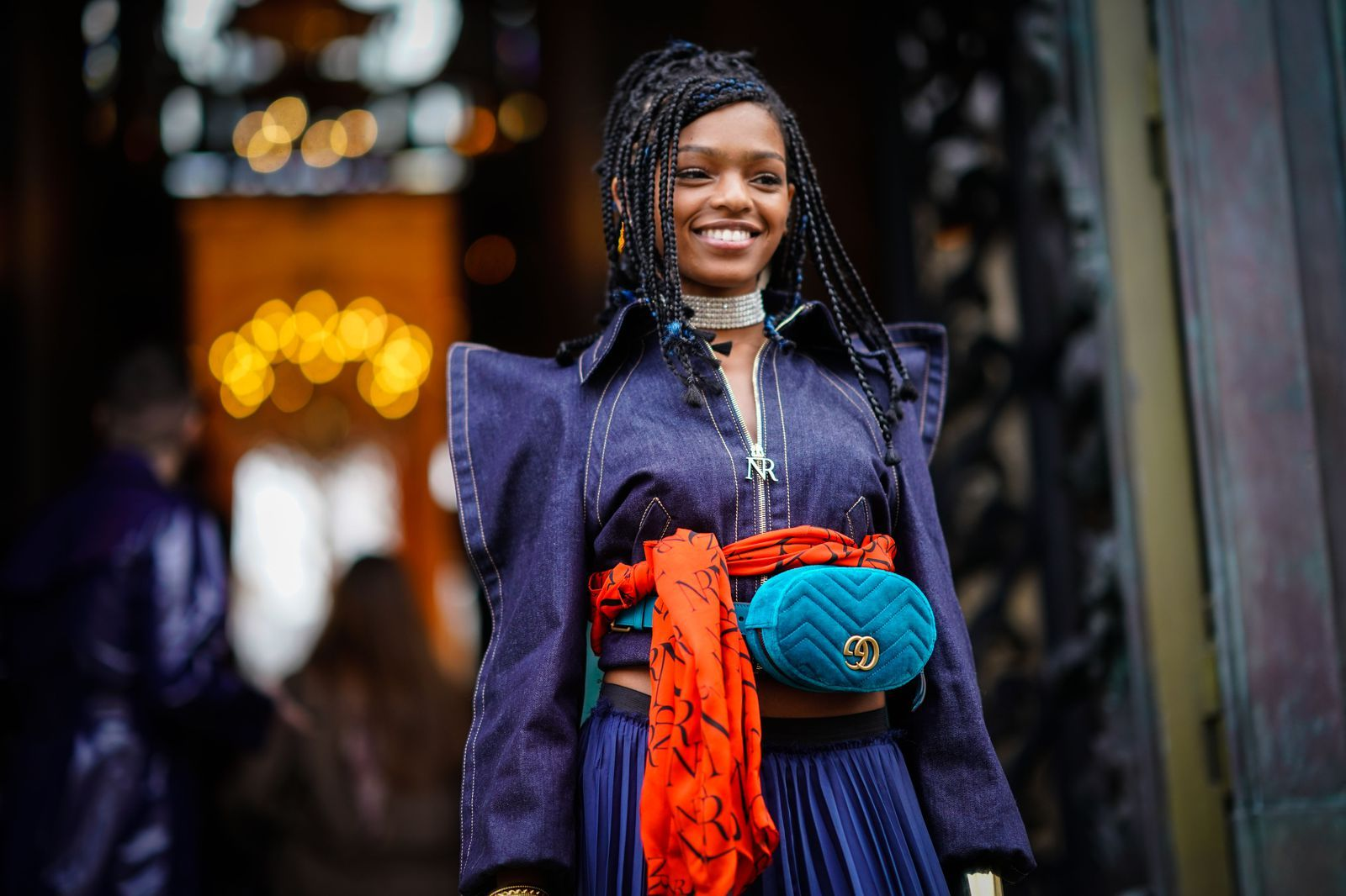 The Best Street Style Looks from Paris Fashion Week Fall ...