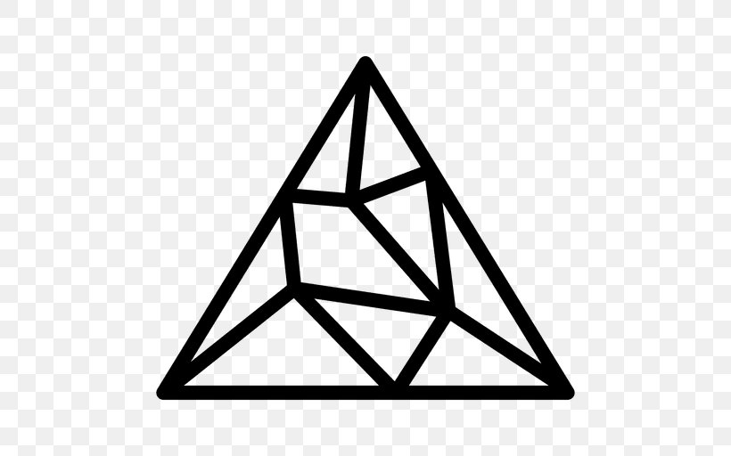Triangle Logo Google Search Geometry Triangles Geometric Logo Geometric