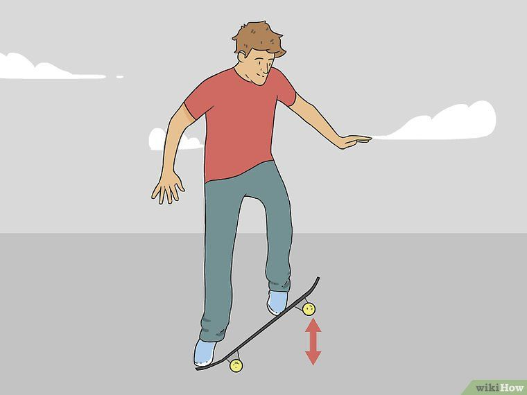 How To Skateboard With Pictures Skateboard Classic Skateboard Skate Park
