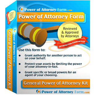 General Power Of Attorney  Products I Love